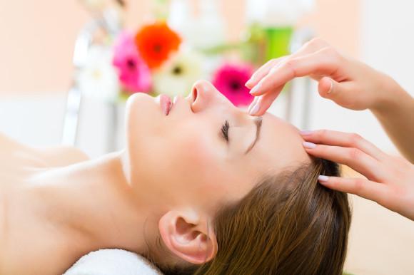 Wellness und Entspannung / Massage