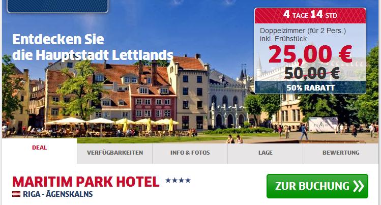 Maritim Riga Hotel