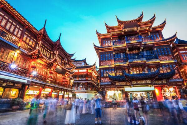 China Metropole