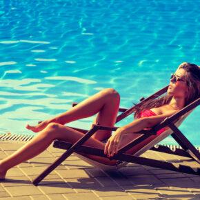 Nur 123 € für 1 Woche Luxus RIU All Inclusive Urlaub (TOP Hotel 2014) in Tunesien