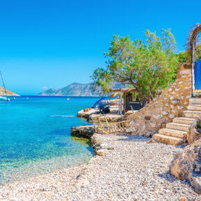 Griechenland: 7 Tage Kos inkl. Hotel, Flug, Transfer und Zug zum Flug nur 152€
