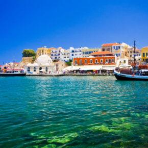 7 Tage Kreta im 5* Hotel inkl. Halbpension & Flug nur 465€