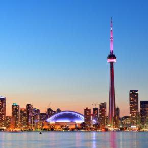 Sommerferien: 9 Tage Flug & Mietwagen in Toronto - Kanada für 399 €