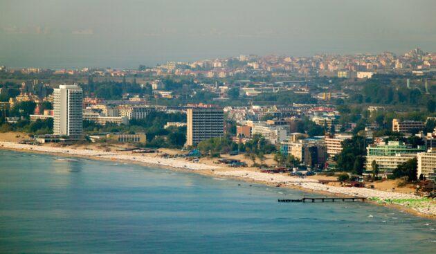 Sonnenstrand Bulgarien