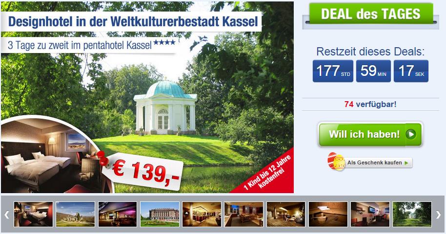 Kassel Pentahotel