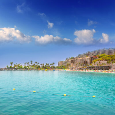 Amadores Strand Gran Canaria