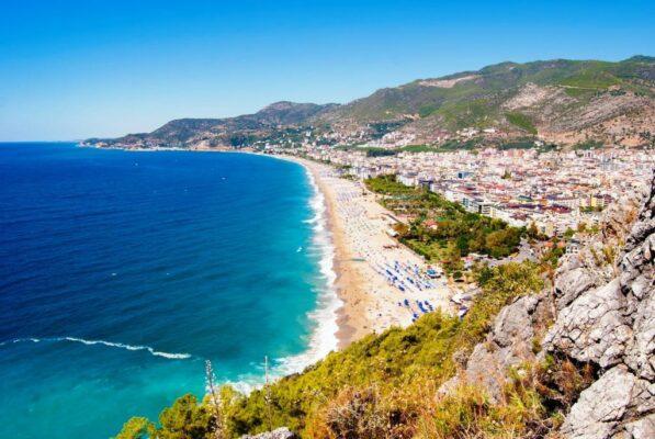 Alanya Strand Türkei