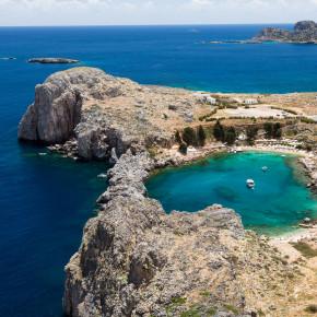 1 Woche Lesbos mit 3.5* Hotel, Frühstück & Mietwagen nur 315 €