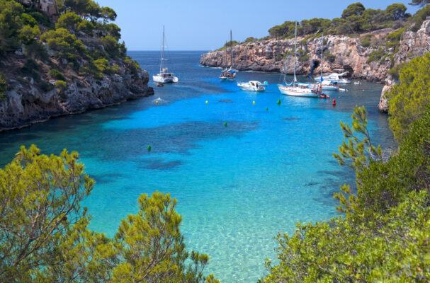 Cala Pi Strand Mallorca