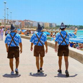 Sommer-Partytrip Deines Lebens: 24h nach Mallorca am Wochenende mit Flug nur 38€