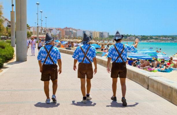 Mallorca Ballermann Urlaub