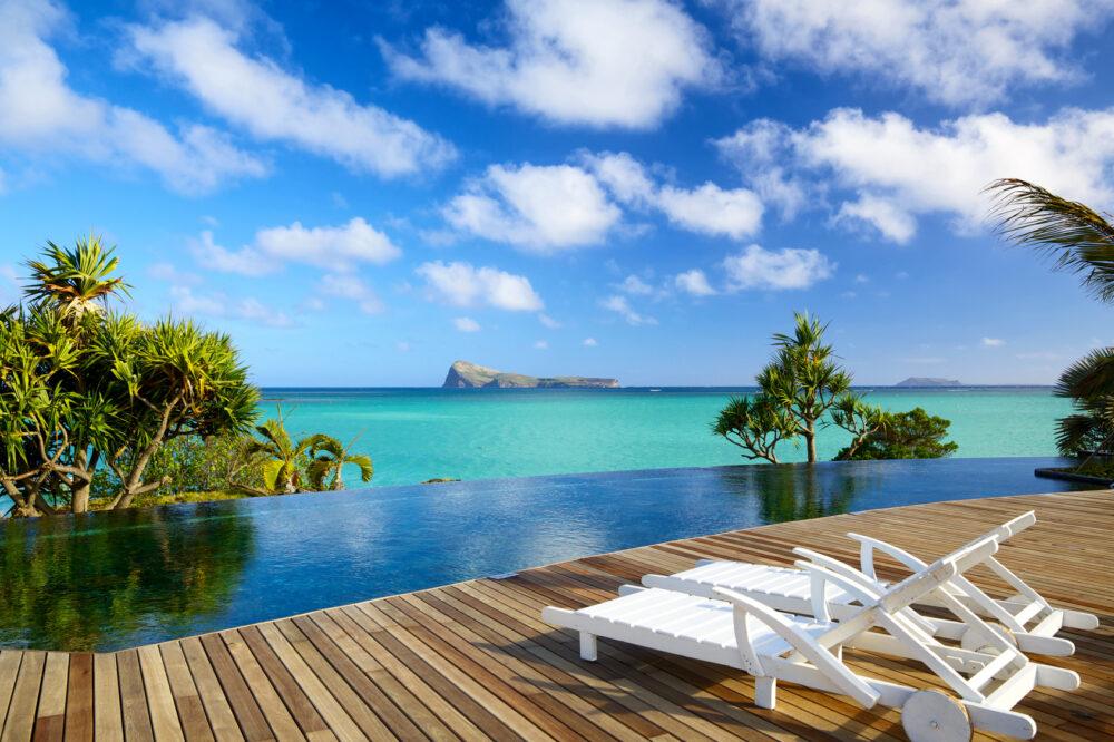 Mauritius Strände und Meer
