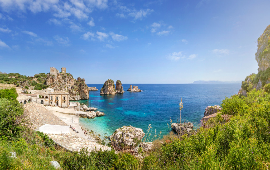 Briefe Nach Italien Dauer : Woche sizilien anfang august nur inkl flug