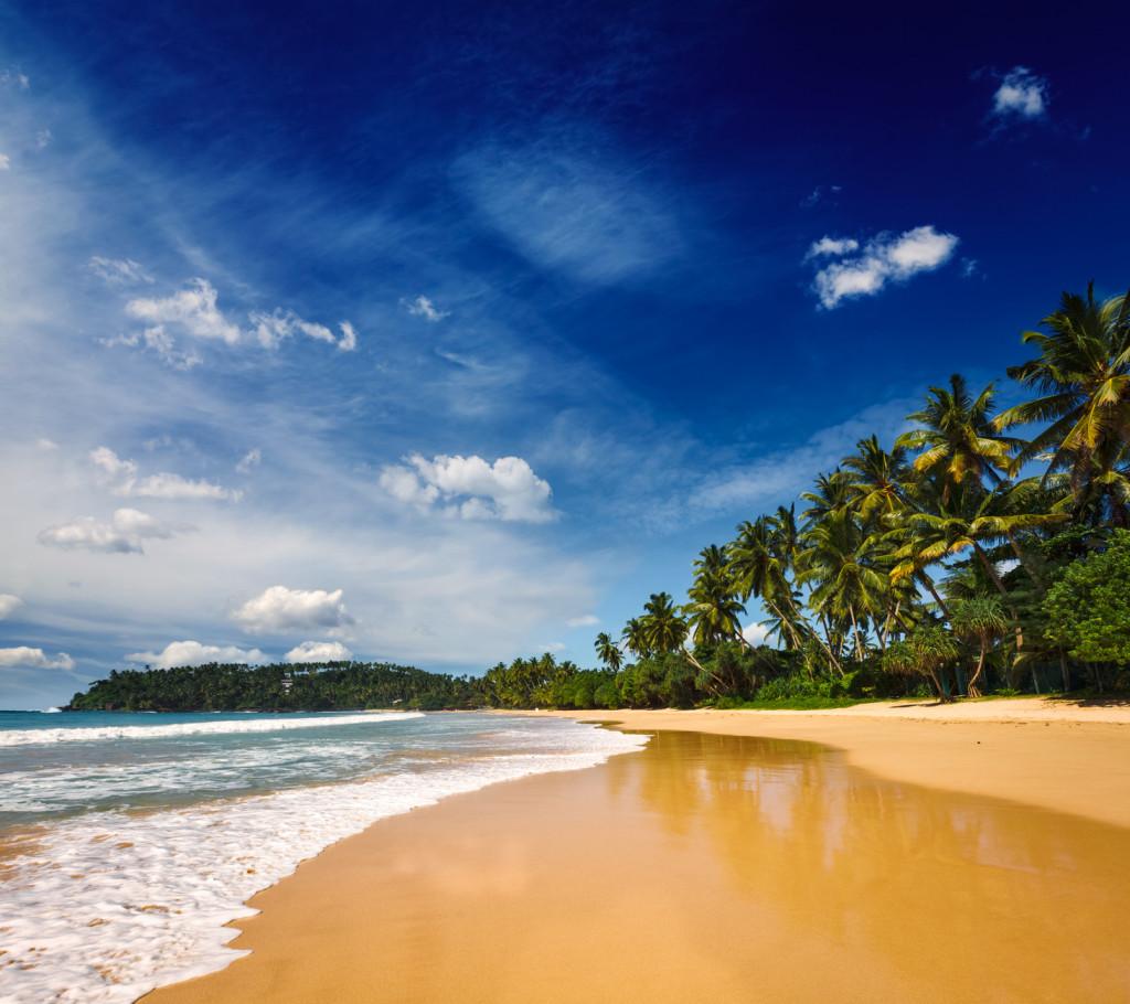 Sri Lanka Strand