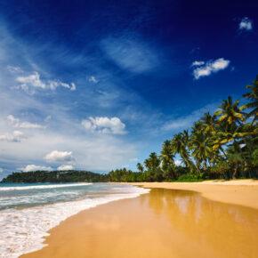 1 Woche Sri Lanka, 5* Hotel mit Frühstück & Flug nur 476 €