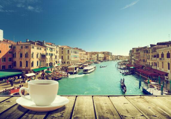 Entspannen in Venedig