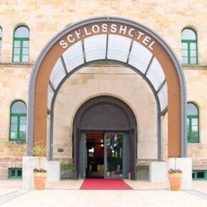 Schlosshotel Blankenburg Eingang