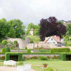 Schlosshotel Blankenburg Garten