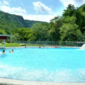 Schlosshotel Blankenburg Pool