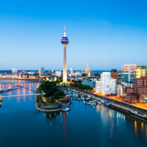 Düsseldorf: Nur 20 € pro Nacht in einer Suite im sehr guten 4* Hotel