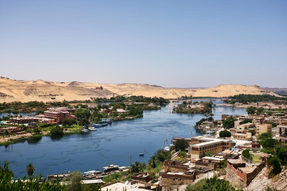 Kreuzfahrt auf dem Nil - Ägypten