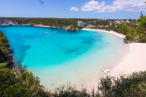 Menorca Cala Galdana Strand