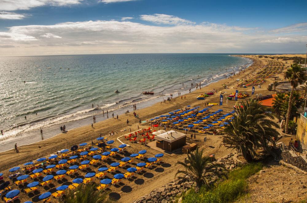 Gran Canaria Surfen