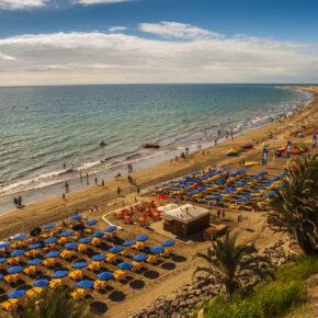 5 Tage Gran Canaria mit Hotel, All Inclusive & Flügen für nur 314€