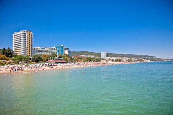 Bulgarien Goldstrand Strnadurlaub