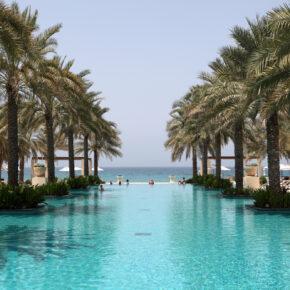 8 Tage Oman mit Mietwagen, Flügen & Zug zum Flug nur 336 €