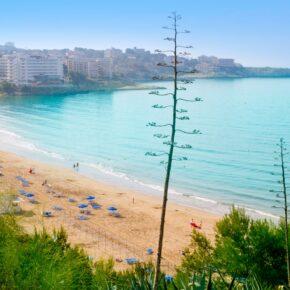 Frühling: 5 Tage am Meer in Spanien mit 4* Hotel & Flug nur 95 €