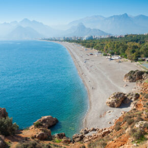 Familien-Deal: 7 Tage All Inclusive Luxus in Alanya im TOP 5* Hotel mit Flug & Transfer für 189€