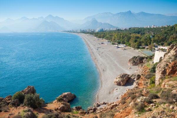 Konyaalti Strand, Antalya
