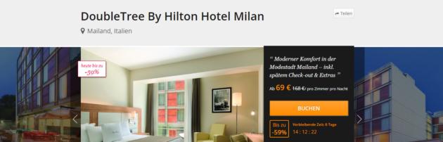 Mailand Hilton Angebot