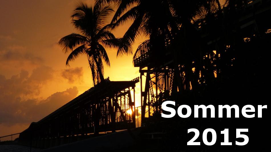 Sommerurlaub 2015