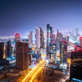 Frühbucher: 5 Tage Dubai im TOP 3* Hotel mit Frühstück & Flug nur 246€