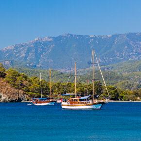 7 Tage Türkei mit Flug, Hotel & Zug zum Flug nur 135 €