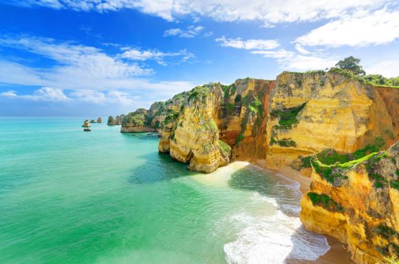 Lagos, Algarve, (Portugal)