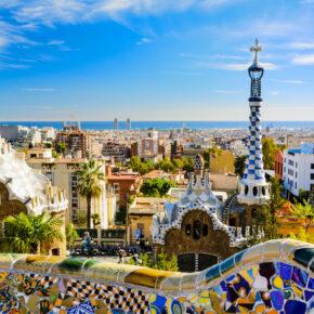 Wochenendtrip in Barcelona: 3 Tage in Katalonien mit Hotel inkl. Frühstück & Flug nur 89€