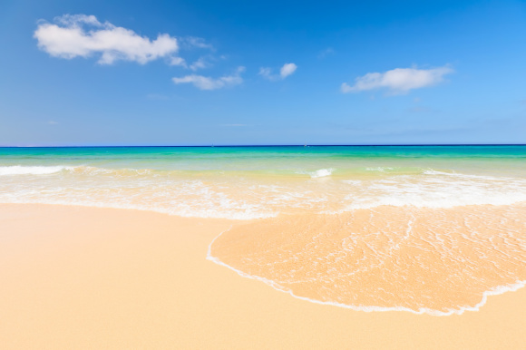 Fuerteventura Kanaren Strand