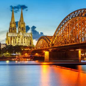 Städtetrip am Wochenende: 2 Tage Köln im zentralen 4* Hotel nur 35€