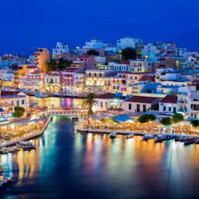 Luxus-Frühbucher Griechenland: 7 Tage im malerischen 5* Hotel mit All Inclusive, Flug & Transfer nur 475€