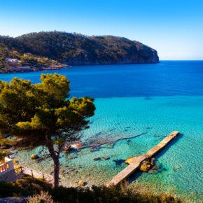 Frühbucher Mallorca: 7 Tage im TOP 4* Hotel mit All Inclusive & Flug inkl. Zug nur 337€