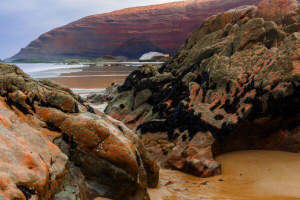 Marokko Agadir Beach