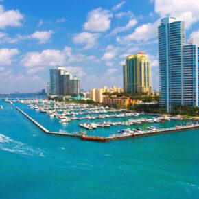 Sunshine State: Günstige Flüge nach Miami nur 107€