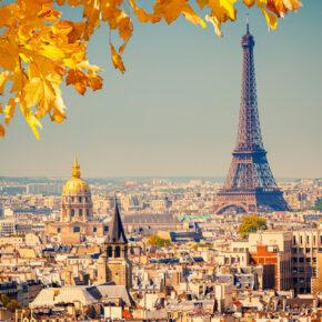 3 Tage Paris im Studio mit Frühstücksbuffet für unschlagbare 55 €
