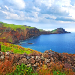 7 Tage Madeira im 4* All Inclusive Hotel mit Flug, Transfer & Zug nur 311€