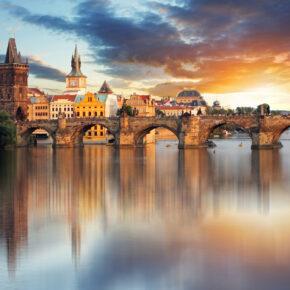 3 Tage Romantik auf der Prager Moldau im 4* greenYacht ab nur 59,5 € p.P.