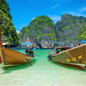 Thailand: Transfer & Anreise nach Koh Phi Phi