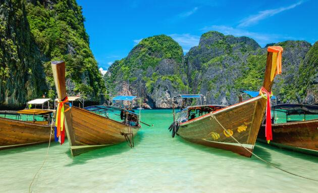 Transfer Koh Phi Phi